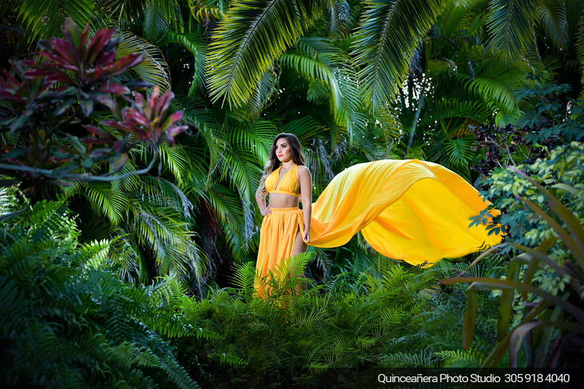 Photo in Secret Gardens of Miami. Photo by Quinceanera photo studio 305.918.4040